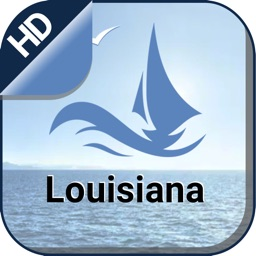Louisiana gps offline nautical charts for cruising