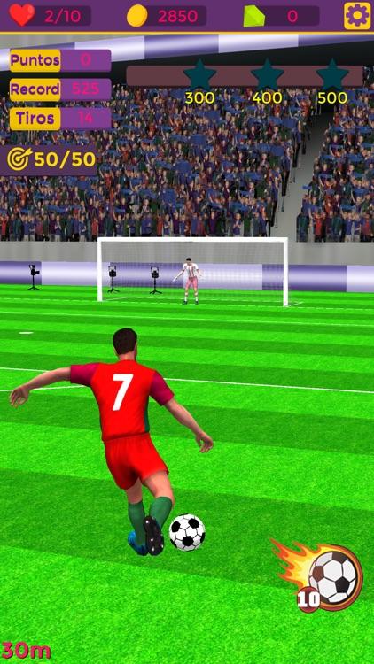 2018 Soccer Real Sports Star screenshot-4