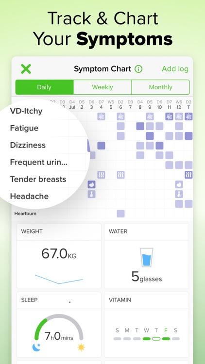 Glow Nurture - Pregnancy App screenshot-3