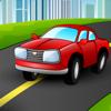 Timothy Taggart - Block Car Race artwork