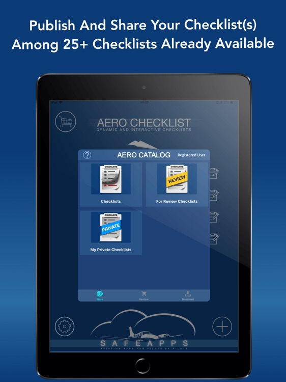 Aero Checklist screenshot-4
