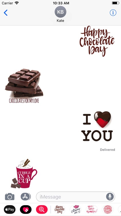 Happy Chocolate Day Valentine