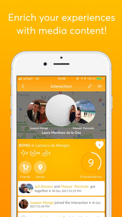 Nappsis – Locate your friends screenshot-4