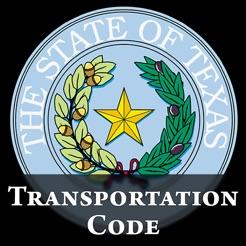 2016 Tx Transportation Code Screenshot Thumbnail