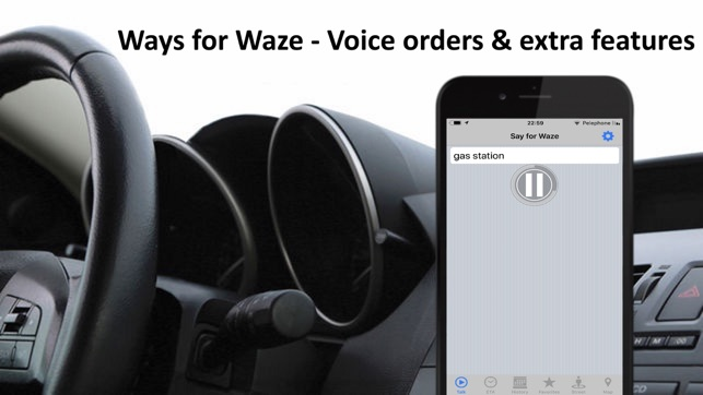 Ways for Waze on the App Store