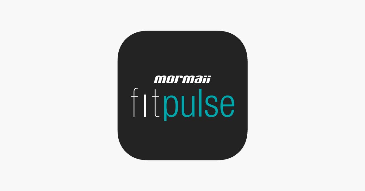 c54d570d235  Aplikacja Mormaii Fit Pulse w App Store