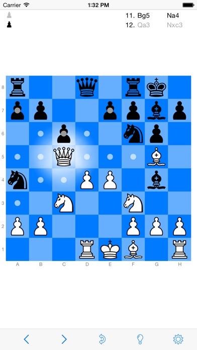 Chess - tChess Lite screenshot one