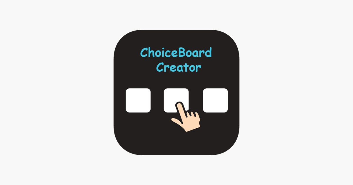 ChoiceBoard-Creator on the App Store