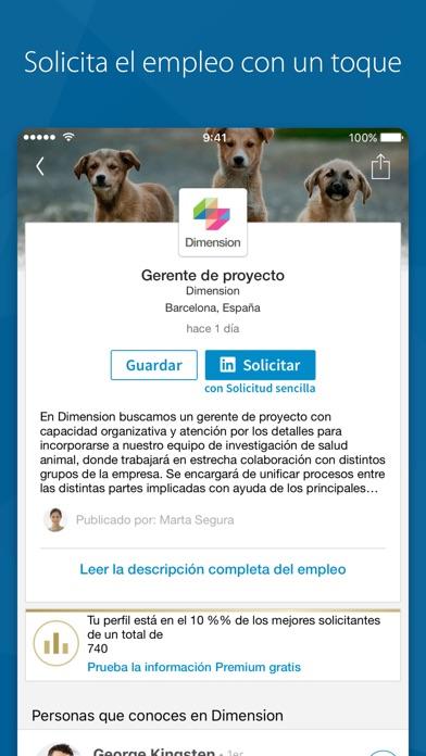 download LinkedIn Job Search apps 0