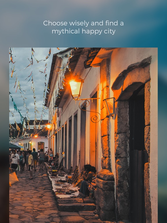 Mythical Happy City book: The Pursuit of Happiness screenshot 8