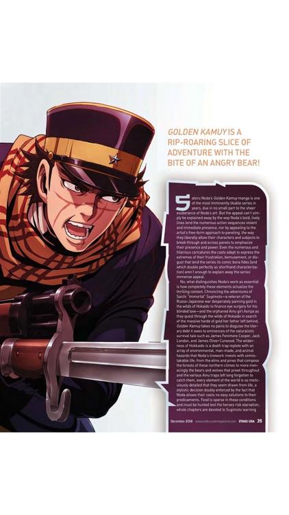 Otaku USA Magazine screenshot-4