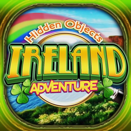 Hidden Objects Ireland Adventure Travel Quest Time