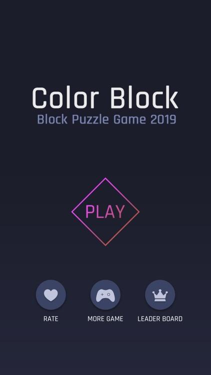 Color Block: Block Puzzle Game screenshot-3