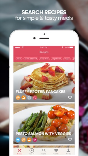 Runtasty healthy recipes on the app store forumfinder Images