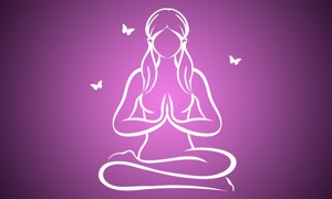 Magic Window : Live screens for Meditation, Yoga and Relaxation