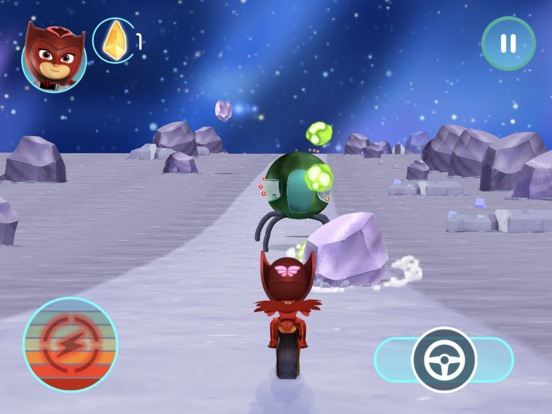 PJ Masks: Racing Heroes screenshot 12