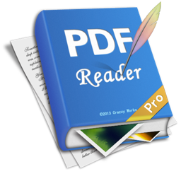 Ícone do app PDF Reader Pro
