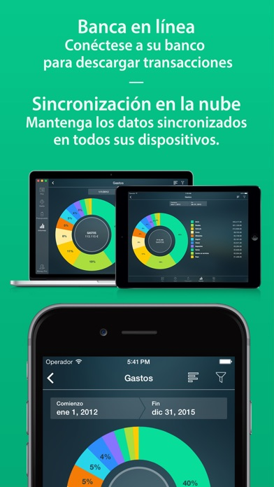 download Money Pro: Finanzas personales apps 1