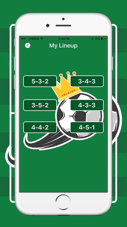 Golden Soccer Tactics