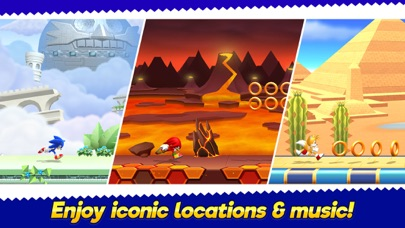 Sonic Runners Adventure app image