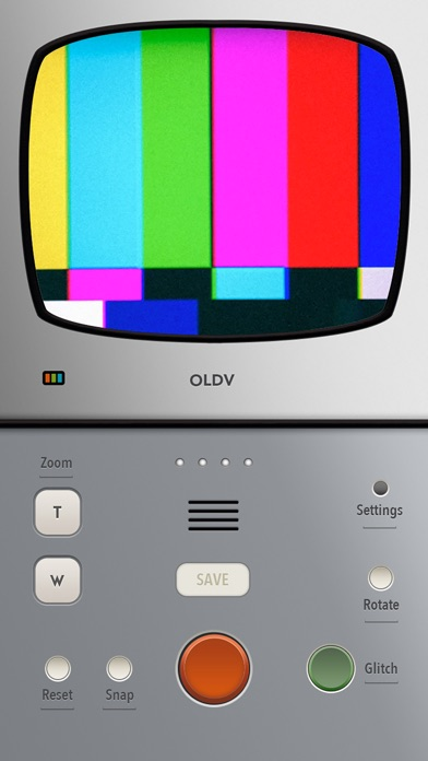 OLDV - Retro Video with BGMs Screenshot 2
