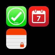 终极任务、日历程序包 +Notes