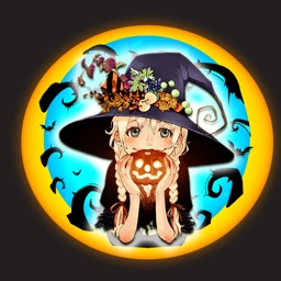 Halloween Sexy Witch Stickers