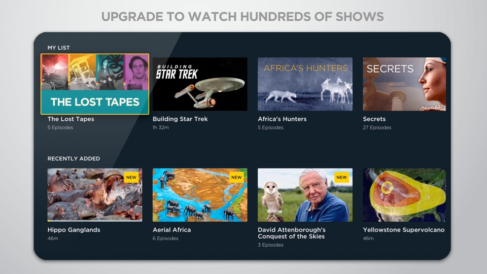 Smithsonian Channel   App Price Drops