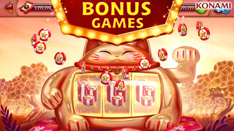 my KONAMI Slots – Casino Slots screenshot-3