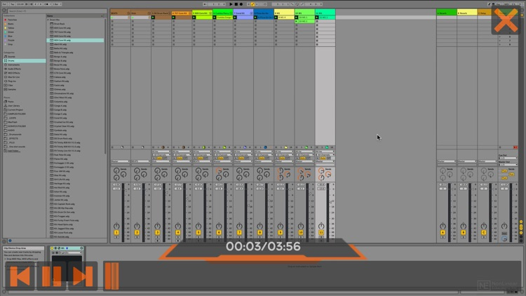 Track Course For Ableton Live screenshot-3