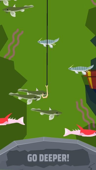 Go Fish: Jurassic Pond screenshot 2