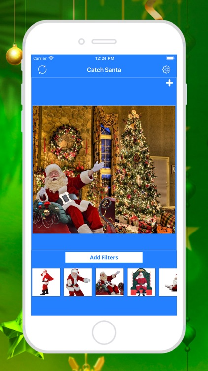 Proof Santa In Your House screenshot-3