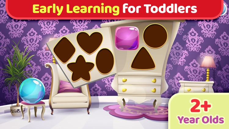 Smart baby games for kids