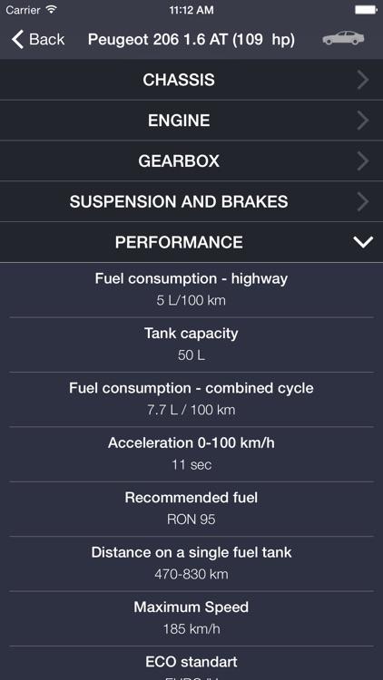 TechApp for Peugeot screenshot-3