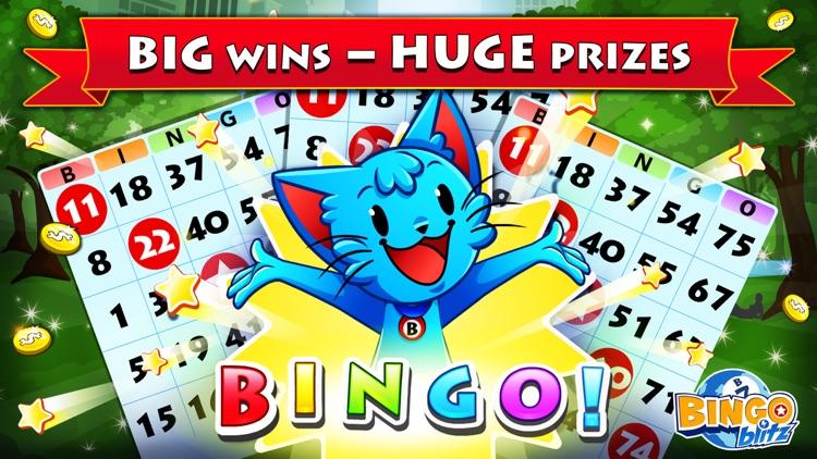 Bingo Blitz™ - Bingo Games screenshot-0