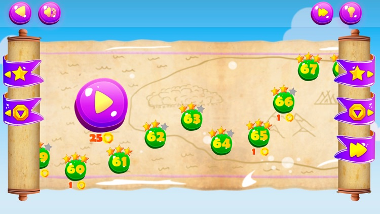 Family Balls - Draw Line screenshot-3
