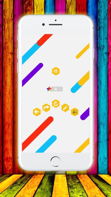 Colors Splash Box Slides - Colorful Addictive Game screenshot-3