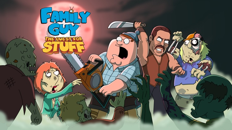 Family Guy The Quest for Stuff screenshot-0