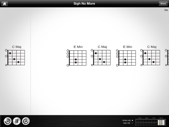 Chord Detector Guitar Ukulele Banjo On The App Store