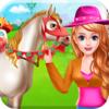 Cuidado do cavalo e Equitação