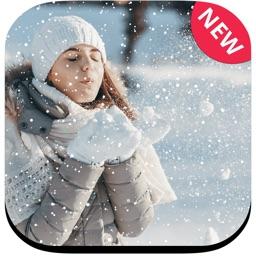 Snow Effect Photo Editor