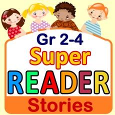 Activities of Super Reader - Stories