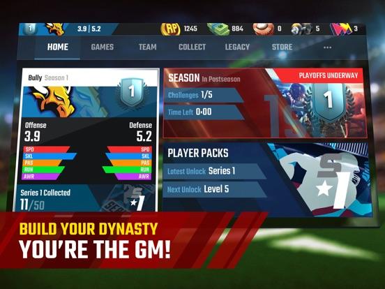 CBS Franchise Football 2019 screenshot 10
