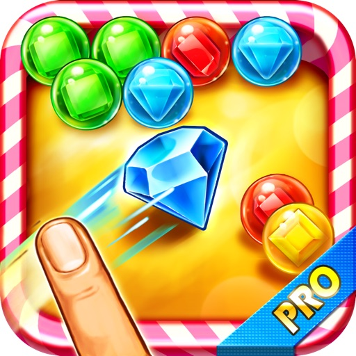 Action Jewel Shooter HD Pro