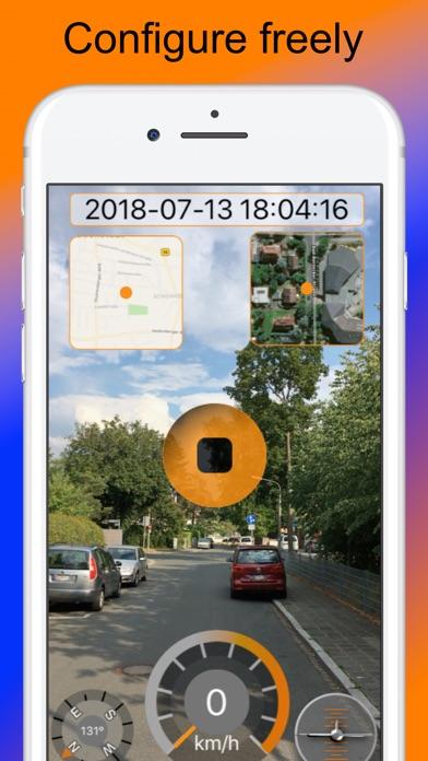 Action Cam Pro: Maps,speed,GPS Screenshots
