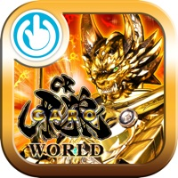 CR牙狼ワールド(オンラインホール版:金色&初代ガロ)のアプリアイコン(大)