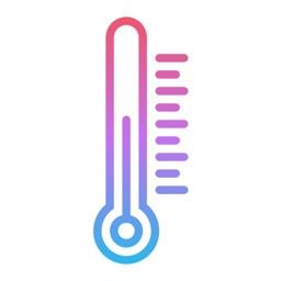 温度计 - 实时天气监测