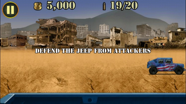 Shooting Game Warzone screenshot-1