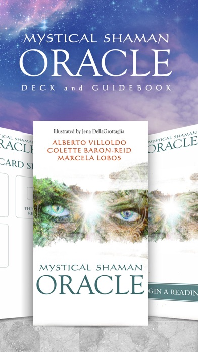 Mystical Shaman Oracle screenshot 1