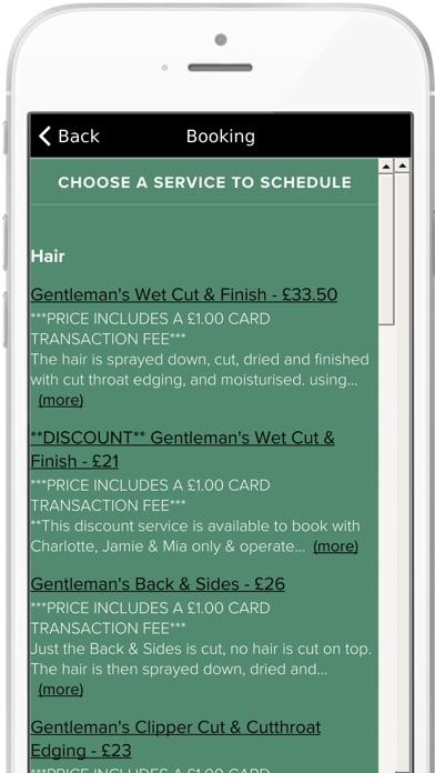 Equinox Gentlemans Refinery Barbers | App Price Drops